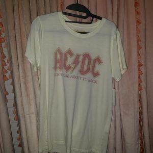 BNWT ACDC shirt